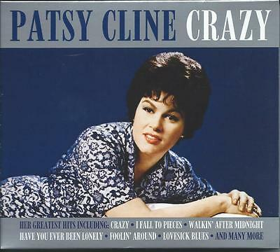 Patsy Cline - Crazy - Her Greatest Hits - Best Of 2CD NEW/SEALED