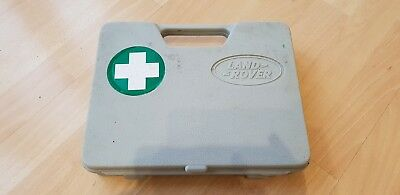 Land Rover Vintage 90's First Aid Kit