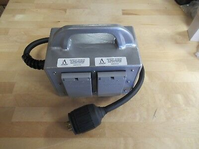 Akron Brass Electrical Junction Box for Fire Rescue (Pierce p/n 63-4450-0360)