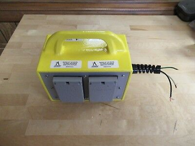 Akron Brass Electrical Junction Box for Fire Rescue (Pierce p/n 63-4450-0395)