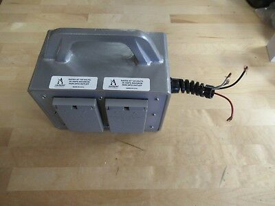 Akron Brass Electrical Junction Box for Fire Rescue (Pierce p/n 63-4450-0334)