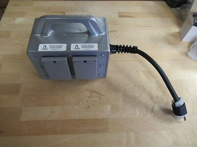 Akron Brass Electrical Junction Box for Fire Rescue (Pierce p/n 63-4772-0048)