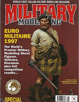 Military Modelling Mag  16  V 27    Excellent Condition