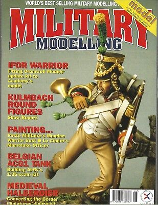 Military Modelling Mag  18  V 27    Excellent Condition