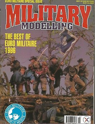 Military Modelling Magazine  Euro Special   Excellent Cond.