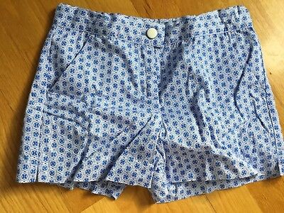 Janie and Jack Girl Size 8 Cotton Shorts EUC