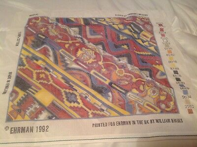 Ehrman Tapestry Kit Navajo Retired Vintage 1992