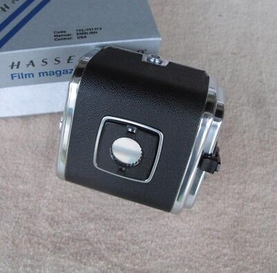 Hasselblad A12 Film Back - with box - MINT