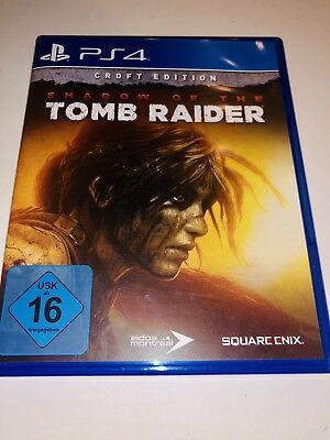 Shadow of the Tomb Raider für PS4 (Sony PlayStation 4, 2018)