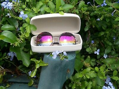 afbd8d203fd Bnib Matthew Williamson Round Sunrise Rainbow Sunglasses Linda Farrow  Gallery