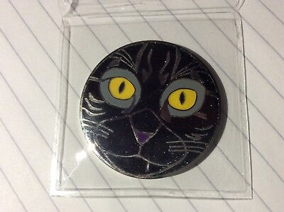 Geocoin Jangor Kittie Black Unactivated Cat