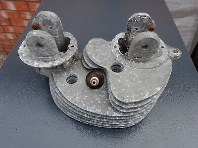 Matchless G9 Cylinder Head R/h Amc 500 Twin Ajs 20