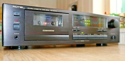 Rotel RD-945AX Stereo Cassette Deck