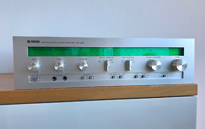 Yamaha CR620 Receiver - stunning 70s equipment, excellent pre amplifier