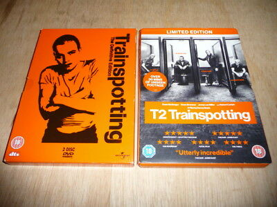 Trainspotting & T2 Trainspotting - 1996 / 2017 - DVD Collection