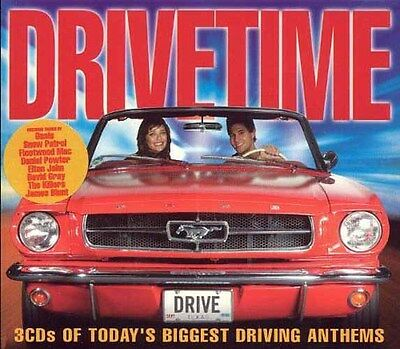 Various Artists – Drivetime (Warner Strategic Marketing / Universal, WSMCD215)
