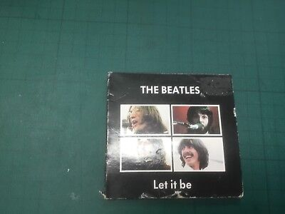 """Let It Be By The Beatles CD3R 3"""" 1989 Single."""