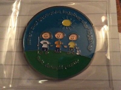 Geocoin Sisters Cache Together Geocoin Unactivated