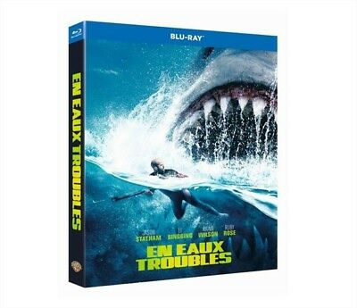 En Eaux Troubles / The Meg / Statham /  Blu Ray