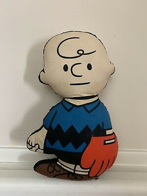 1963 Charlie Brown Plush