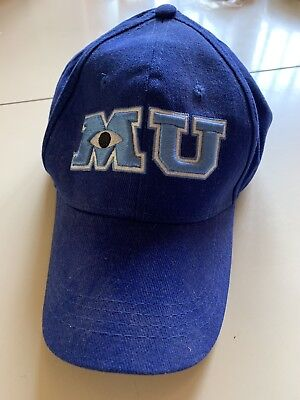 Disney Pixar Monsters University Baseball Cap Hat