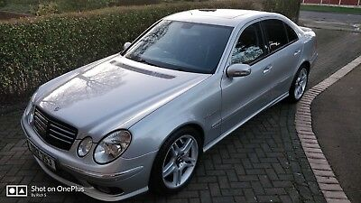 mercedes e55 amg 2004 600bhp!! 83mm pulley remap x pipe c63 s55 cls55 cls63 e63