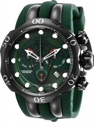 INVICTA RESERVE VENOM Chronograph Green Dial Men s Watch 27788 ... fcbcbfa2df0