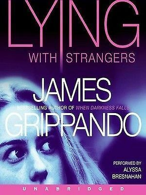 James GRIPPANDO / LYING with STRANGERS       [ Audiobook ]