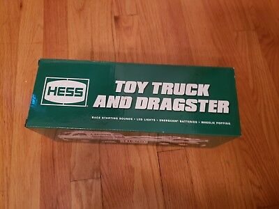 Hess Toy Truck and Dragster 2016 - BRAND NEW