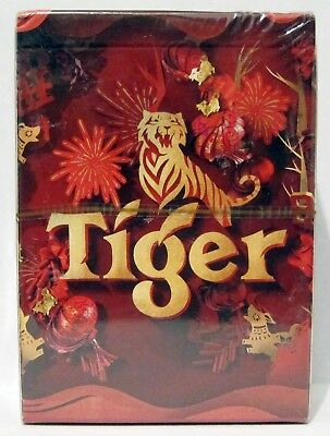 Tiger Beer Reunion Playing Cards - Us Seller