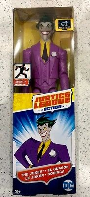 Justice League DC Comics Year 2016 Action Series 12 Inch Tall Figure - THE JOKER