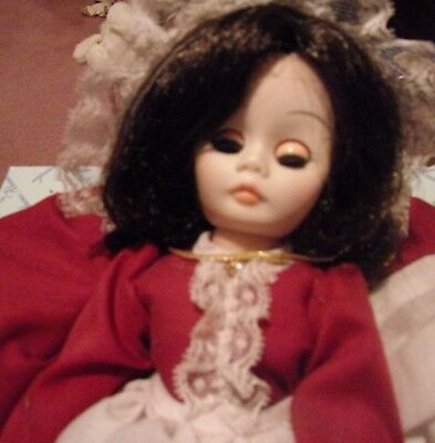 """11 inch """"Marmee"""" Doll by Louisa M Alcott and Madame Alexander Used"""