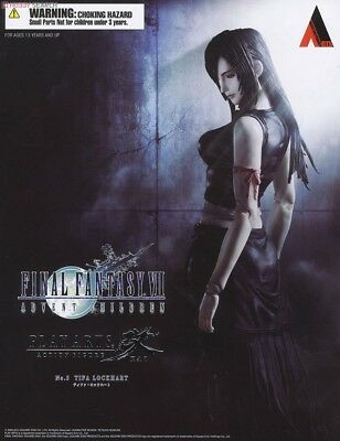 FINAL FANTASY VII ADVENT CHILDREN PLAY ARTS Kai Tifa Lockhart