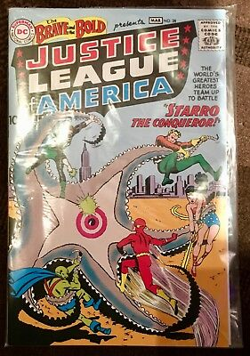 Justice League of America Official Reprint