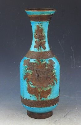 Antiqu. Chinese Porcelain Vase With Marked