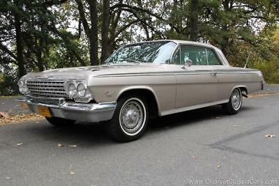 1962 Chevrolet Impala SS 409 Sport Coupe. SPECTACULAR! See VIDEO. 1962 Chevrolet Impala SS 409 Sport Coupe. SPECTACULAR! See VIDEO