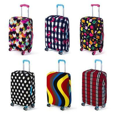 Travel Elastic Luggage Suitcase Cover Protective Bag Dustproof Case Protector SS