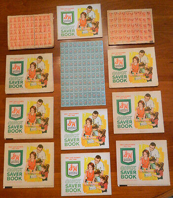 Lot of S&H Stamps and Books w/100 sheet Used & Unused & MacDonald Plaid Stamps