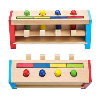 Baby Kids Children Knock Hammering Ball Early Learning Educational Toy SA