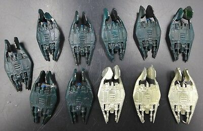 Narn Frazi Fighters x11 - Babylon 5 Wars A Call to Arms GK10