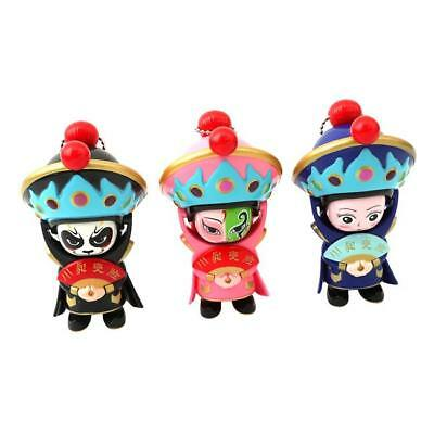 Traditional Chinese Opera Face Changing Doll Sichuan Opera Figure Toy shan