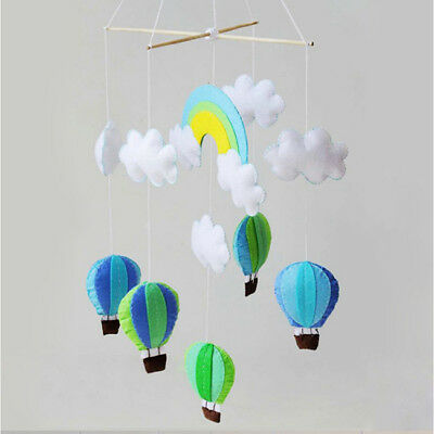 Felt Package Thermal Balloon Yard Garden Outdoor Living Wind Chimes Shan