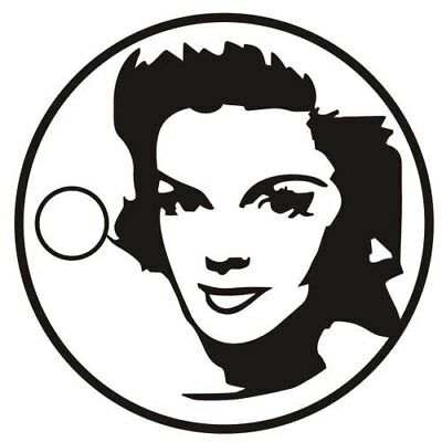 Judy Garland Pathtag # 33670 - RARE & RETIRED! - Geocoin Alternative