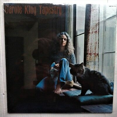 Carole King-Tapestry-Beautiful-1971-ODE- LP-SEALED-NEW.