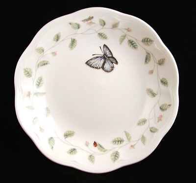 Lenox BUTTERFLY MEADOW Soup/Pasta Bowl(s) EXCELLENT