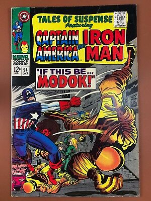 Tales of Suspense #94 Marvel Comics 1st appearance of Modok Silver Age