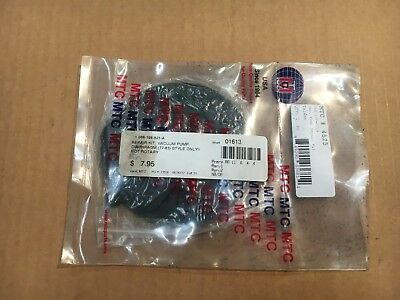 VW Diesel Vacuum Pump Diaphram Repair Kit 77-83 (NOT ROTARY) MTC 4525