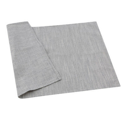 Simple Table Mats Placemats Napkins Cloth Decor Cover for Kitchen Holiday Shan