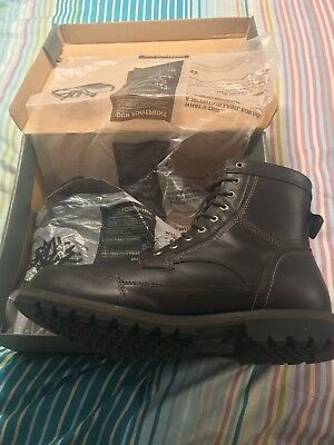afff75ad0bbc7 Timberland Limited Edition Brown Boots Size 11.5  NEW IN BOX NEVER WORN