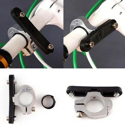 Bicycle Bike Water Bottle Clamp Cage Holder Support Handlebar Mount Adapter Shan